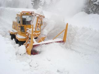 第2段階 雪版下げ2
