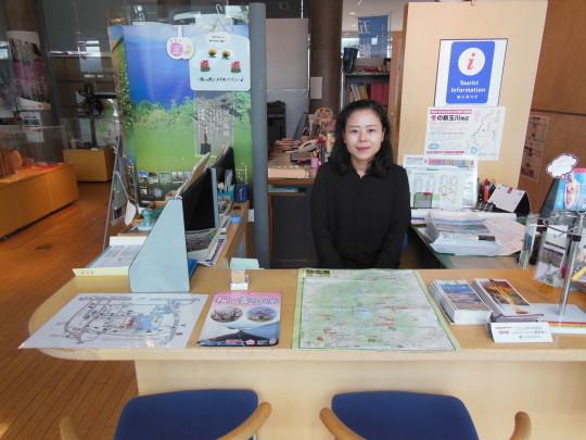 田沢湖観光情報センターフォレイク